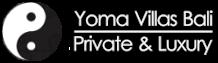 Yoma Villas Bali Luxury Private Accommodation Canggu Logo